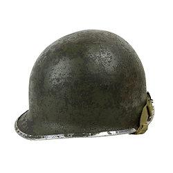 Casque Acier US M1 N° 725C - Infantry - Basic