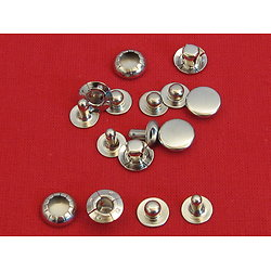 "SET DE 4 PRESSIONS ""SEGMA"" NICKEL"
