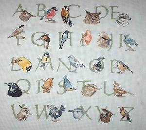 Abécédaire des oiseaux diagramme couleur .pdf