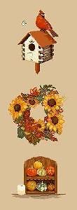 Bannière d'automne diagramme couleur .pdf