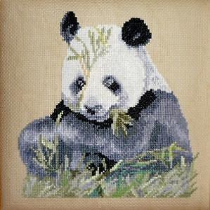 Grand panda diagramme noir et blanc .pdf