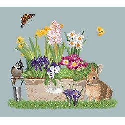 Jardinière de printemps diagramme couleur .pdf