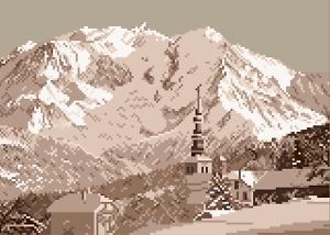 Mont-Blanc diagramme couleur