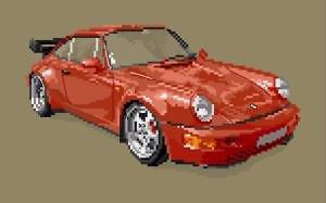 Porsche 964 3.6 l turbo diagramme couleur .pdf