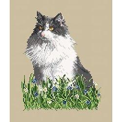 Portrait de chat III diagramme noir et blanc .pdf