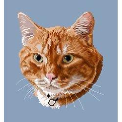 Portrait de chat IV diagramme noir et blanc .pdf