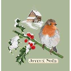 Rouge-gorge de Noël diagramme couleur .pdf