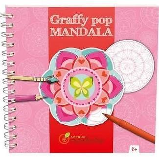 Mandala Graffy pop