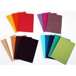Feuille cartonnée Multicolore 650 gr