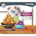 Crayons aquarelles Rembrandt Lyra par 12 et 24