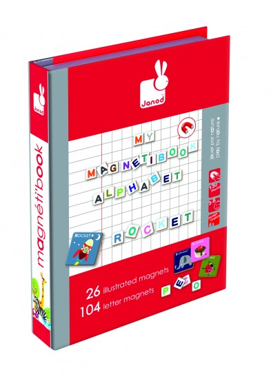 Magnéti'book Alphabet