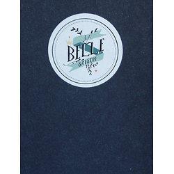 """Carnet """"La Belle Saison"""""""