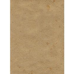 Papier de création artisanal gauffrée