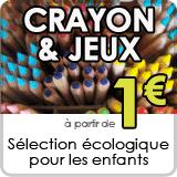 Crayon & jeux