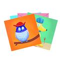 Créer avec des stickers Animaux Djeco 3-6 ans