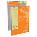 Bloc en papier recyclé petits carreaux A4 200 pages