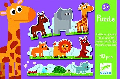 Puzzle Petits et Grands Djeco 3+