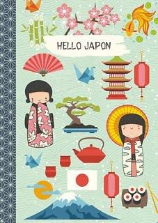 Carnet Hello Japon