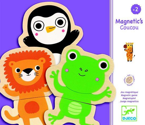 MAGNETIC'S COUCOU Djeco +2