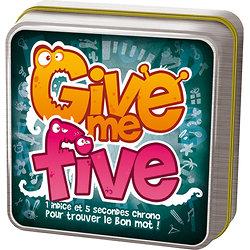 Give me Five - Asmodée - 12 ans et +