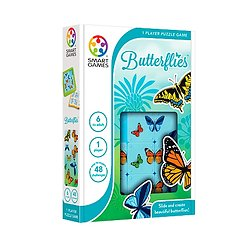 Butterflies - Smart Games - +6 ans