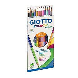 Crayons de couleur Stilnovo BI COLOR