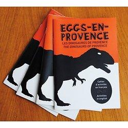 Cahier d'activités Eggs en Provence en français et en anglais