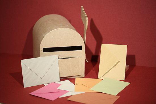 """Enveloppe C6 16.2x11.4cm """"Kraft"""""""