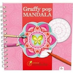 Mandala Graffy pop