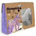 Mini kit Cheval Décopatch