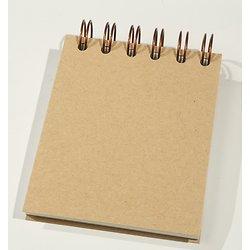 Carnet à spirale sac à main 8.1x10.2cm