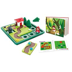 Le Petit Chaperon Rouge - Smart games - + 4 ans