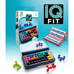 IQ FIT - Smart Games - + 6 ans