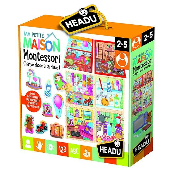 Ma Petite Maison Montessori 2 5 Ans Headu