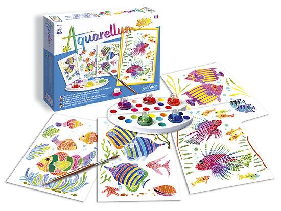 Aquarellum Junior Aquarium - + 6 ans
