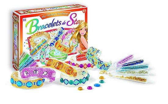 Bracelets de Star - + 8 ans