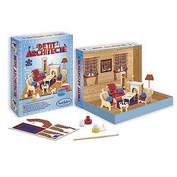Petit architecte Mon petit salon- + 7 ans