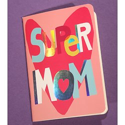 Carnet Super Mom