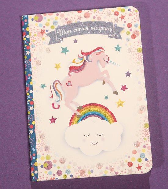Mon carnet magique Licorne