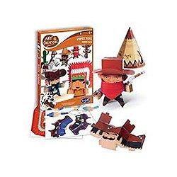 Paper Toys Indien - + 6 ans