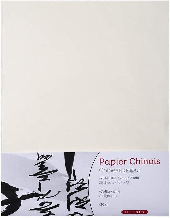 Papier Chinois 30g
