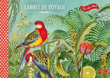 Carnet de voyage Perroquet