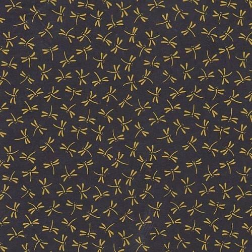 Papier LOKTA Libellules 50x75cm ou 50x37.5cm
