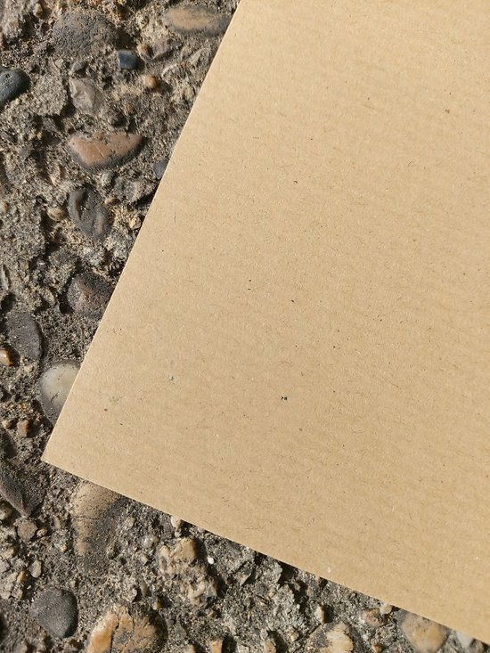 Papier Kraft 150 gr naturel en format A4 et A3