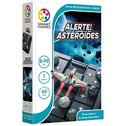 ALERTE ! ASTEROÏDES - SMART GAMES - + 8 ANS
