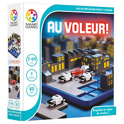 AU VOLEUR  - Smart games - + 7 ans