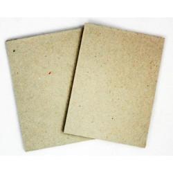 Carton gris format A4 en 1.4 et 1.8mm