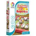 LES POULES ONT LA BOUGEOTTE JR - SMART GAMES - + 4 ANS
