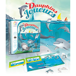 Dauphins joueurs  - Smart Games - + 7 ans