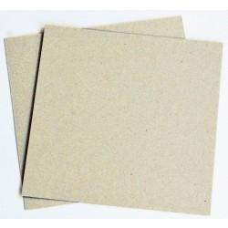 Carton Scrapbooking gris  30x30 cm 1.4 mm